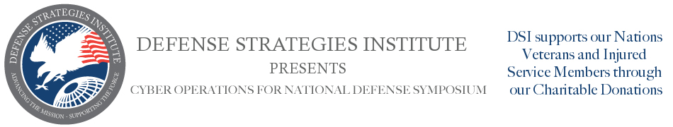Cyber Security for National Defense Symposium | DEFENSE STRATEGIES INSTITUTE